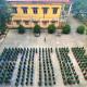 Chào cờ đầu tuần sinh viên học quân sự Khóa 14